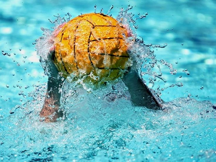 The only time I feel totally relaxed is when I am in the water. I have swam since I was four and I started playing water polo when I was 13. I get this rush of adrenaline while playing and I can't begin to explain the feeling I get when I make a goal.