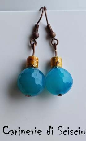 Agate turquoise