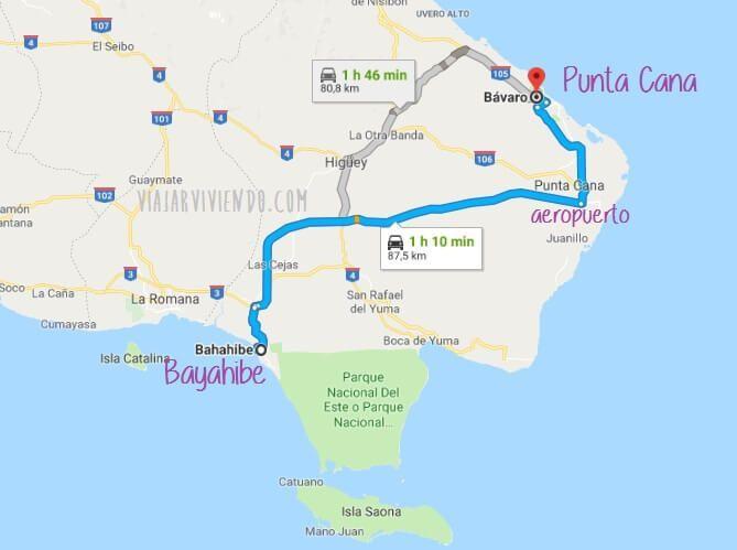 Bayahibe O Punta Cana Cuál Elegir Con Mejor Playa Punta Cana Destinos De Playa Isla Catalina