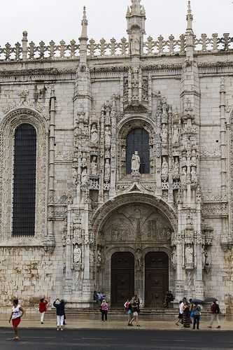 Portugal, Lisboa, Monasterio de los Jerónimos de Belem