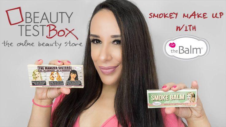 Υποδεχόμαστε το νέο μέλος στην ομάδα του Beautytestbox, την beauty editor Ιωάννα Σχοινά! Easy #SmokeyEye The Balm 😘😍 Youtube Video 📹 https://goo.gl/ORJ58i ✔️ Find Here: https://goo.gl/MMF4a9 ✔️ #beautytestbox #beautytestboxeshop #palette #balm #cosmetics #beauty #shippingtoCyprus #smokebalm #theManizerSisters #tutorial #instavideo #livevideo #instabeauty #beautyvideo https://www.youtube.com/watch?v=WeCyiJNlHEE