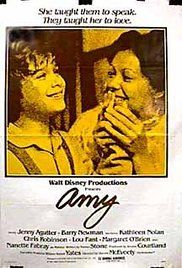 Amy 1981 Watch Online. A woman leaves her husband after the death of her child to teach deaf children how to speak. Her own child was deaf and although she has no formal training she successfully teaches one boy.
