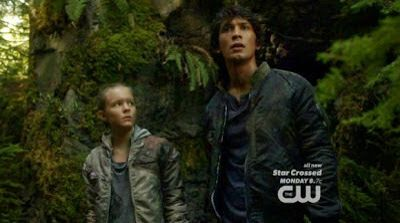 The 100/ Bellamy and Charlotte/ did anyone else want her do die like so bad. She is so stupid. You'd think she'd have more commen sense she's like 12 when I was 12 I would have know killing someone was not exeptable behaviour