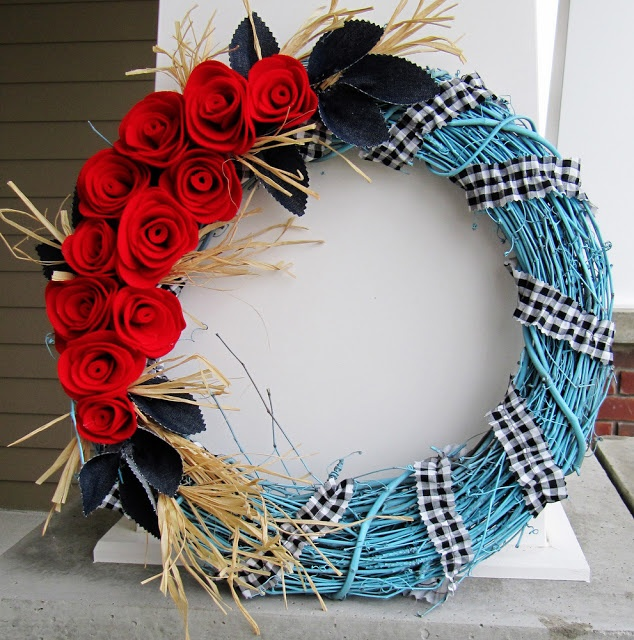 Roses Are Red… | Positively Splendid {Crafts, Sewing, Recipes and Home Decor}