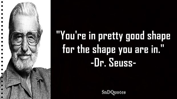 Enjoy the best Dr Seuss Quotes and quotations by Dr. Seuss, American Writer, Born March 2, 1904. Share this with your friends.