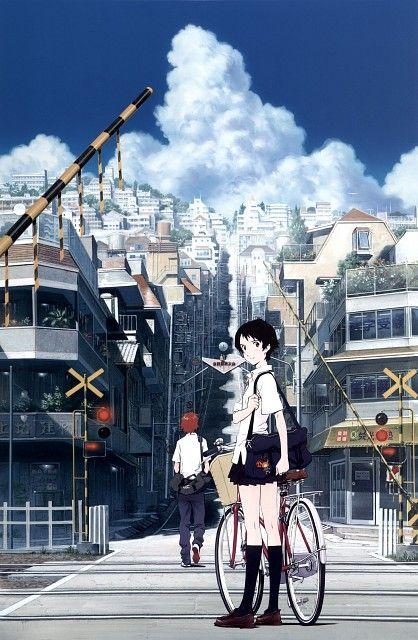 Yoshiyuki Sadamoto, Madhouse, The Girl Who Leapt Through Time, Carmine, Chiaki Mamiya