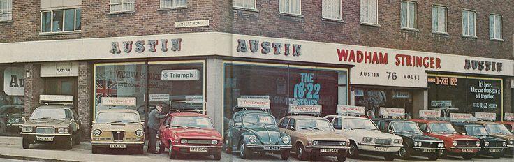 Car Dealerships Speke Liverpool