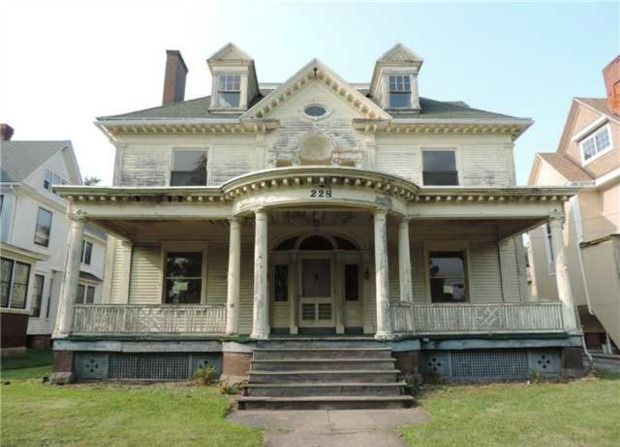 Would You Buy One of These Decaying Mansions?