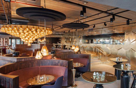 Tom Dixon : Eclectic Restaurant | Tom dixon and Restaurants