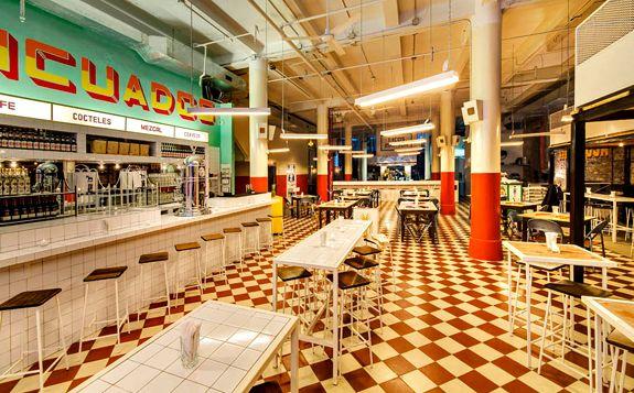 Cafe El Presidente-Flatiron