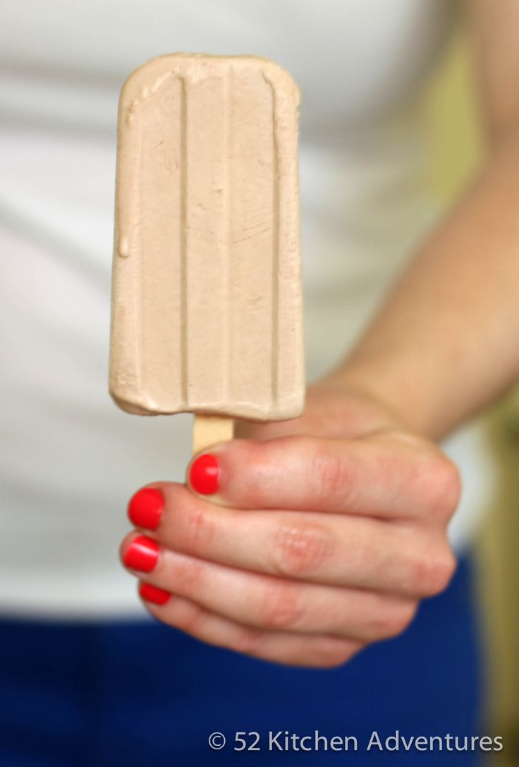 NutellaCOOL WHIP Popsicles    Makes 3 popsicles    1 cup COOL WHIP  1/2 cup milk  3 Tbsp. Nutella  Place all ingredients in a blender. Process until blended, then pour into popsicle molds. Freeze for a few hours, then enjoy.