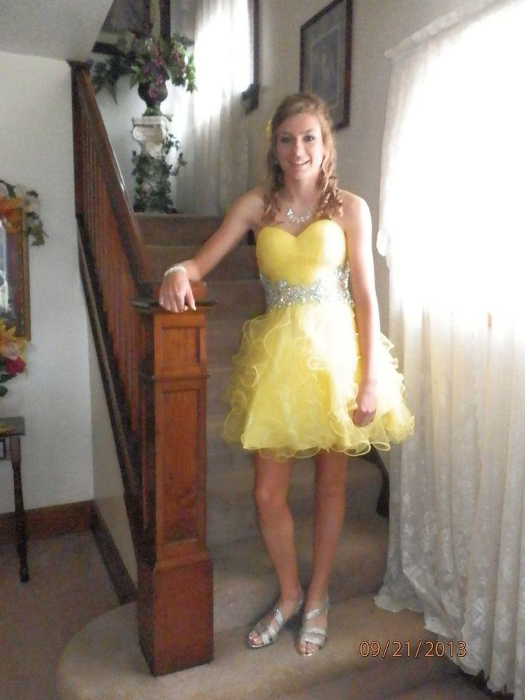 Hannah S Sophomore Homecoming Dress Hannah S Dresses