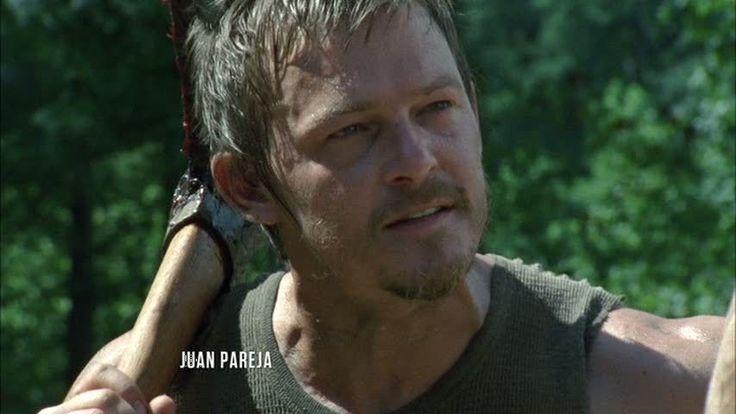 daryl dixon season 1 | Daryl Dixon 'Wildfire' (1x05)