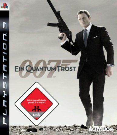 James Bond - Ein Quantum Trost: Playstation 3: Amazon.de: Games