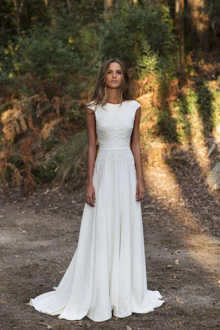 Vestido de novia La Toja