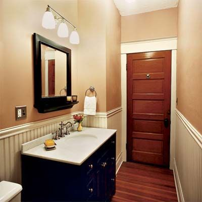 downstairs bath idea @ http://www.thisoldhouse.com/toh/photos/0,,20333409_20720829,00.html