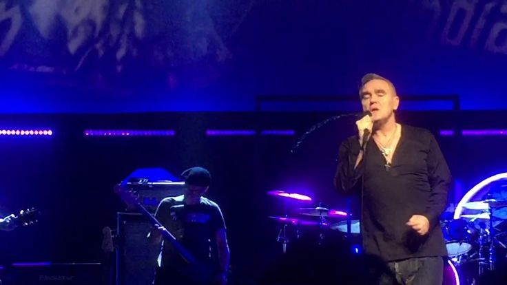 Morrissey Suedehead Live Peabody Opera House St Louis 11/22/17