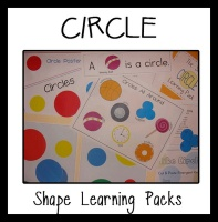 shape activities packets.. GREAT {free!}  resource!
