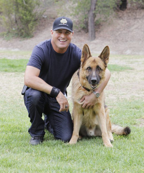 CSI-- Loved this episode with Nick and the canine police dog.  Wish they would show more of them.