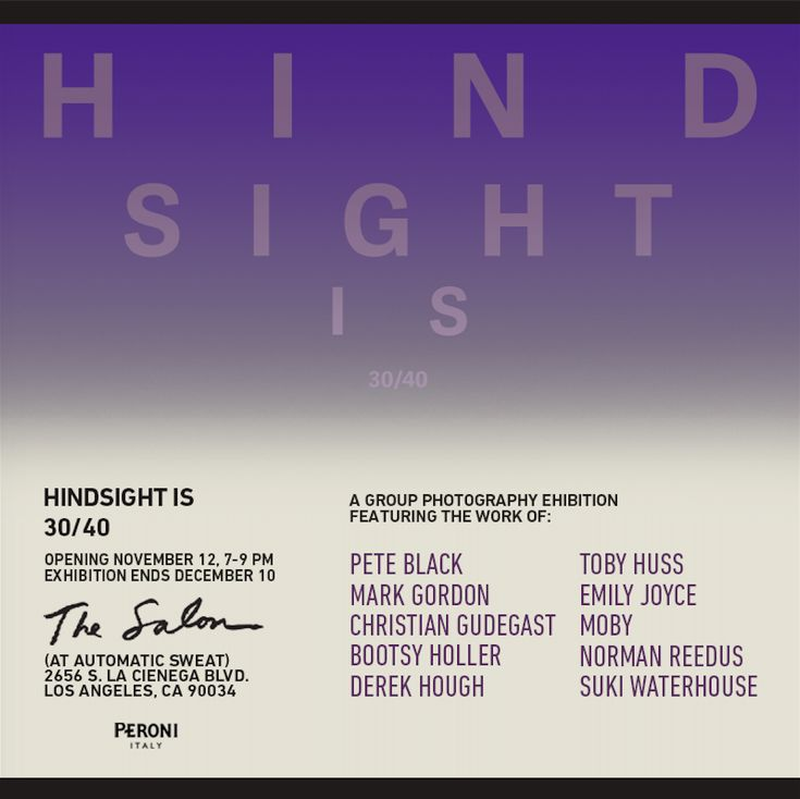Hindsight is 30/40: A Group Photo Exhibition Including Norman Reedus, Moby, Suki Waterhouse, Derek Hough and others - LA Guestlist
