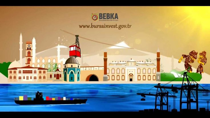 BURSA PROMOTION MOVIE- Bursa Tanıtım Filmi