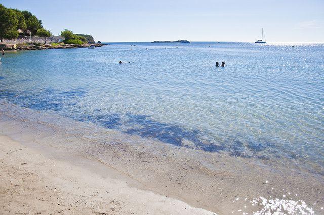 Ibiza beach of the week: Es Canar    The White Ibiza beach guide  http://www.white-ibiza.com/ibiza-beaches