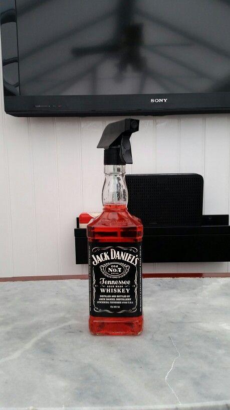 Re purposed JD bottle