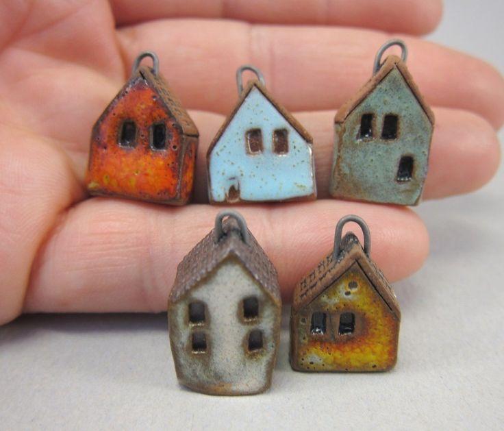 5 encantos casa de miniatura por elukka en Etsy