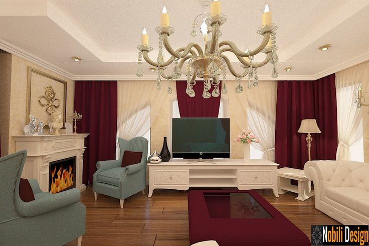 Design interior living clasic casa Bucuresti. Servicii amenajari interioare case, vile, apartamente realizate cu materiale de designer si mobilier italiana stil clasic, modern, eclectic, mediteranean, baroc in Constanta, Brasov, Ploiesti, Galati, Braila, Tulcea. #firma #amenajari #interioare #design #interior #arhitectura #birou #pitesti #arges #designer #casa #living #clasic #clasice #dormitor #mobilier #italian #preturi #arhitect #exterior #eclectic #mansarda #etaj #sufragerie…