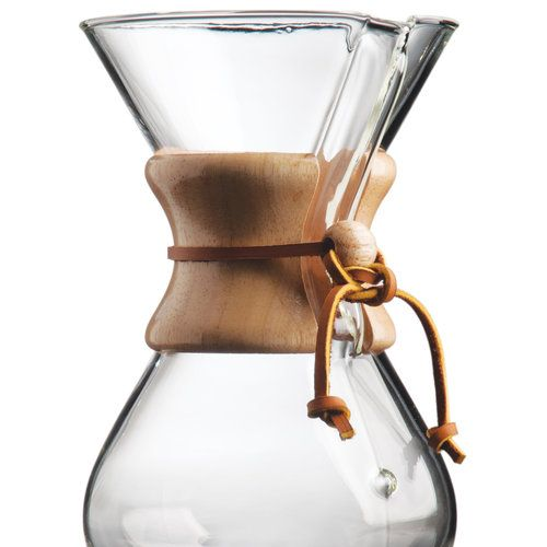 Chemex Classic Coffeemaker (made in the  U.S.A.)
