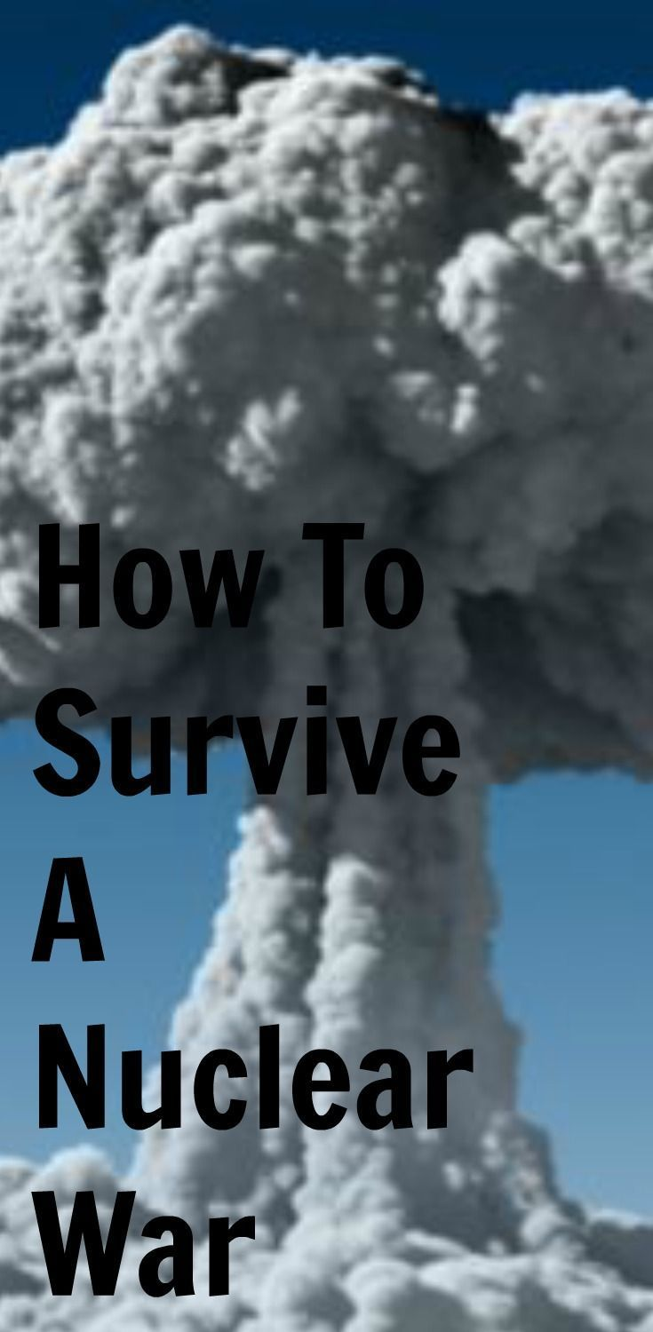 Ready for the end of the world? Prepare for survival with my #eBay guide. Get the equipment and supplies you need to make it through a nuclear war.