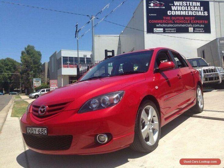 2005 Mazda 3 BK SP23 Automatic 4sp A Hatchback #mazda #3 #forsale #australia
