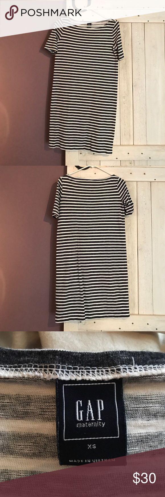 Ms de 25 ideas increbles sobre striped maternity dresses en gap striped maternity dress ombrellifo Image collections