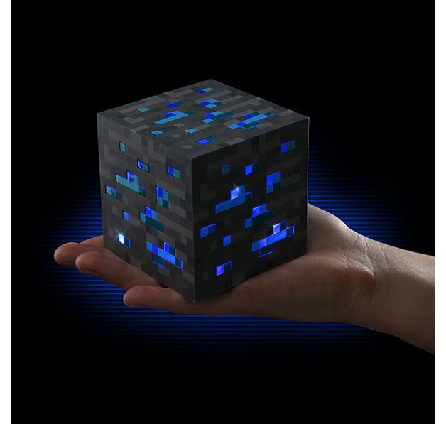 Minecraft Nachtlicht-Würfel