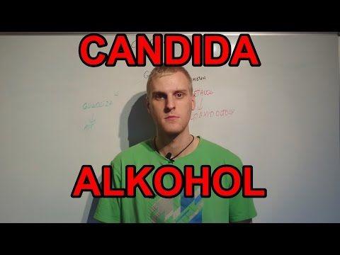 Candida a alkohol - możesz być pijany przez grzyby - YouTube