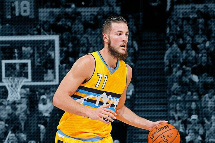 The OKC Thunder trade 2 protected 2017 second round picks to the Denver Nuggets for Center Joffrey Lauvergne.
