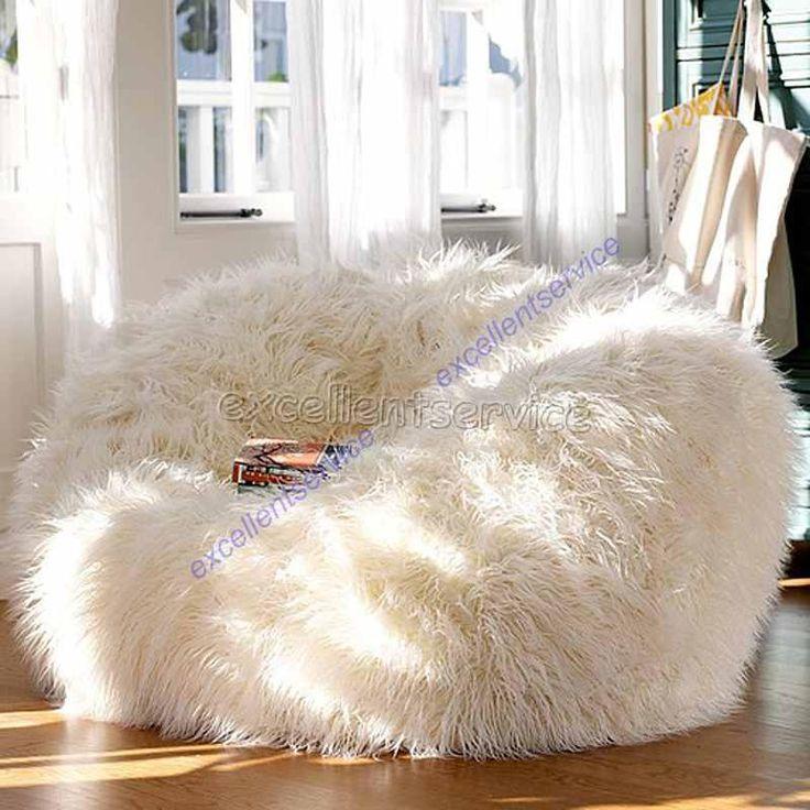 Online Cheap Sofa Set Living Room Furniture Luxe Bean Bag Faux Fur Adult Outdoor Long Faux Fur Lounge Chair Corner Sofa Bed By Excellentservice | Dhgate.Com