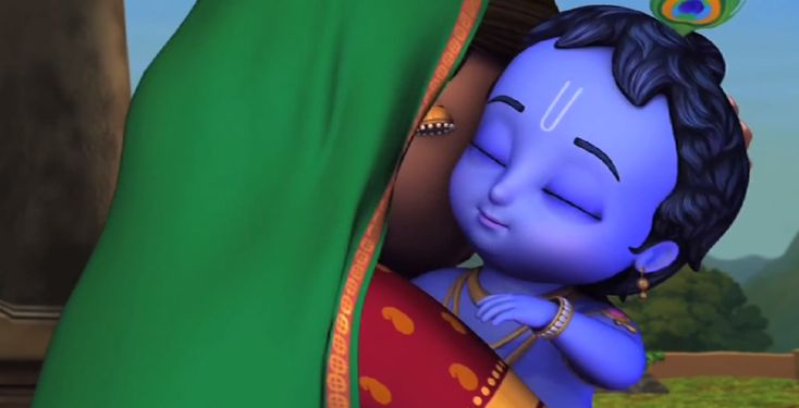 A Set Of 'Little Krishna' Pictures Of Quality Of 1080p ...