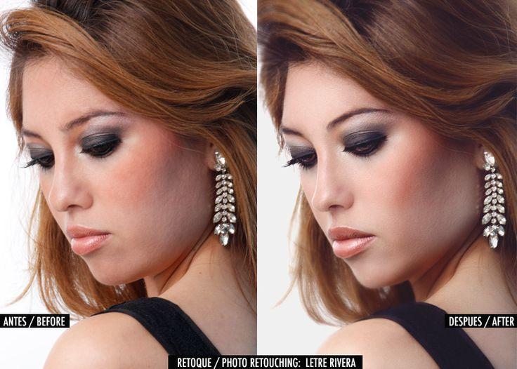 #Retoque fotografico profesional servicios del fotografo Letre Rivera (Antes y Despues) - #Photo #retouching Letre Rivera (Before - After)