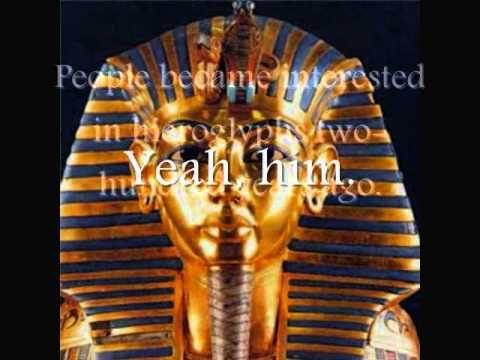 Basic Overview of Egyptian Hieroglyphics. - YouTube 3:45