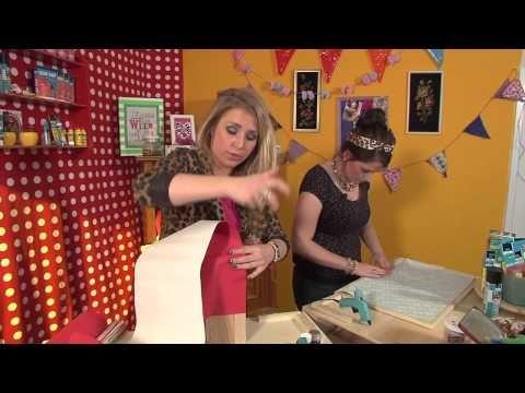 KnutselTV - Aflevering 5 - herinneringen knutselen