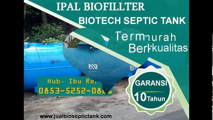 Harga Septic Tank Biotech Bandung | Bioseven IPAL | 0853-5252-0801