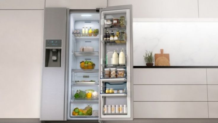 Top 8 best 60cm fridge freezers and side by side fridge freezers available right now