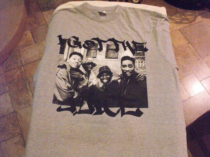 Gray  I GOT THE JUICE -  TUPAC, HARLEM, Gangsta, Rap, Hip Hop, urban t-shirt. #FlyingHorse #GraphicTee