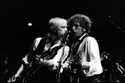 "Into A Blue Haze: Bob Dylan with Tom Petty and The Heartbreakers - Live in Locarno 1987 - ""Figuring I had nothing to lose and not needing to take any precautions, I conjured up some different type of mechanism to jump-start the other techniques that weren't working. I just did it automatically out of thin air, cast my own spell to drive out the devil. Instantly, it was like a thoroughbred had charged through the gates. Everything came back, and it came back in multidimension."