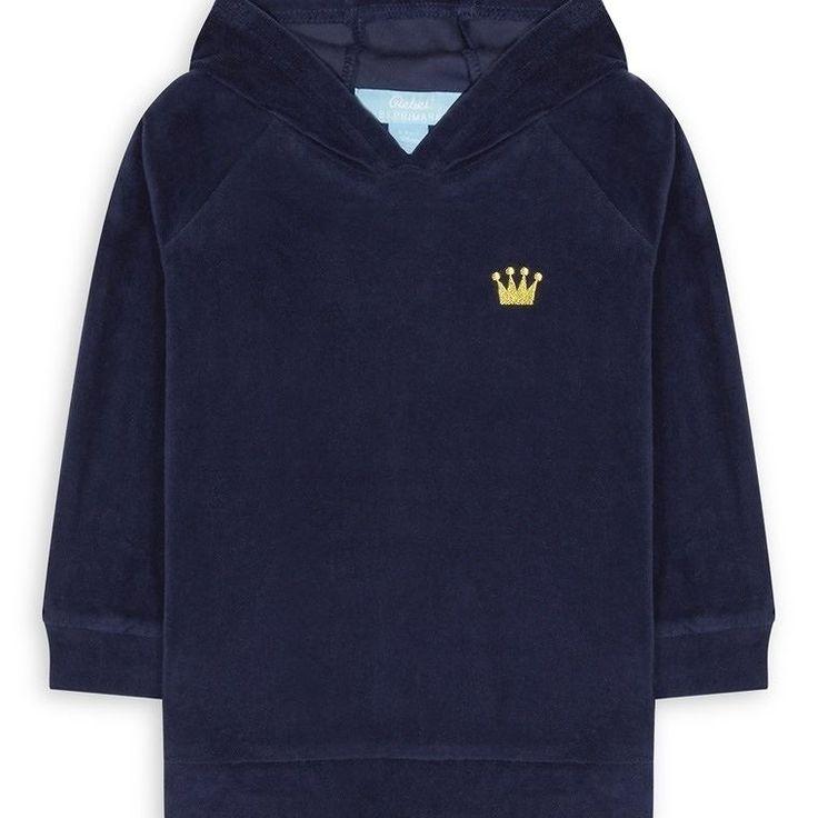 Sudadera con capucha de terciopelo para niño joven  Categoría:#niño #primark_niños #ropa_niño_2-7_años en #PRIMARK #PRIMANIA #primarkespaña  Más detalles en: http://ift.tt/2jKMzaB