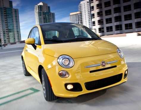 2012 FIAT 500 Pictures