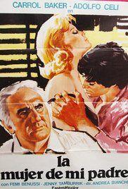 La moglie di mio padre , 1976 Italy , by  Andrea Bianchi ;  Carroll Baker 45 , Cesare Barro