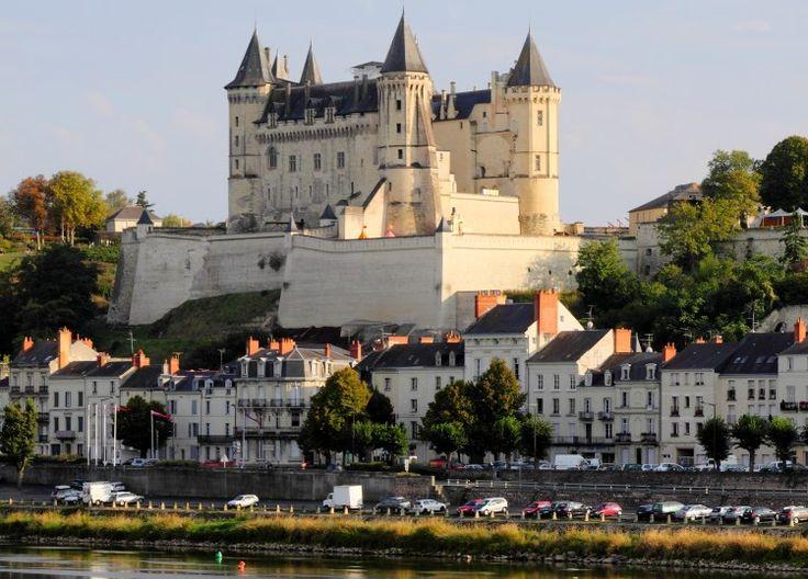 Château de Saumur, Maine et Loire