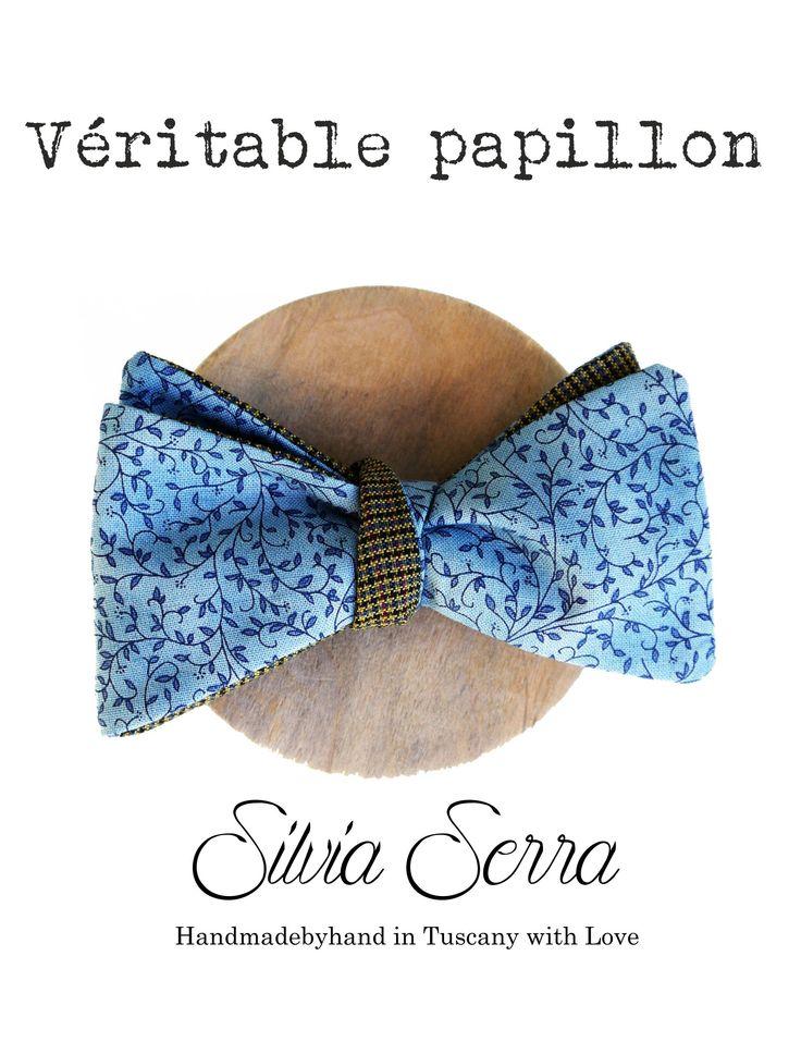 Véritable papillon_by Silvia Serra MTB? no, grazie!